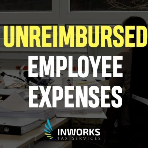 Unreimbursed Employee Expenses  Inworks Tax